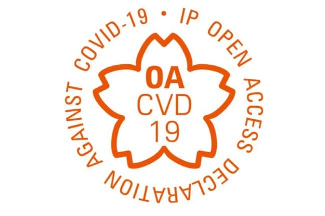 What is the Open COVID-19 Declaration of which Toyota, Honda, and Nissan are part?