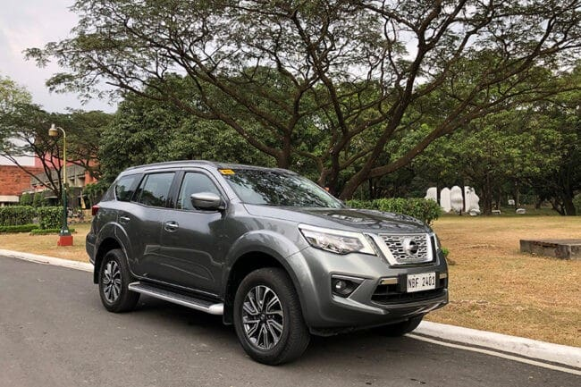 Nissan Terra 2.5L VL 4X4 7AT: The smartest SUV of them all