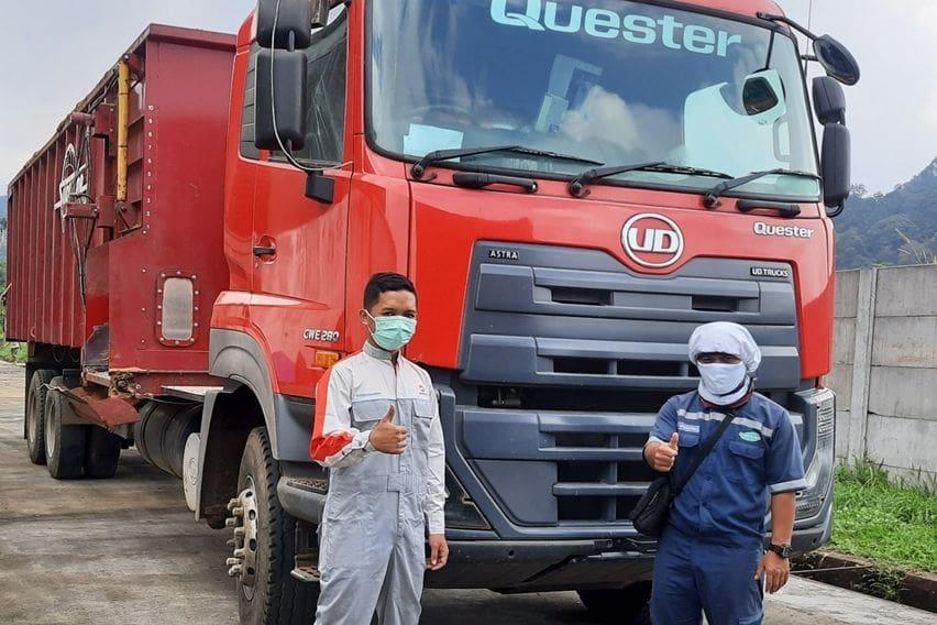 Dukungan Penuh Astra UD Trucks untuk Pelanggan di Tengah Pandemi COVID-19