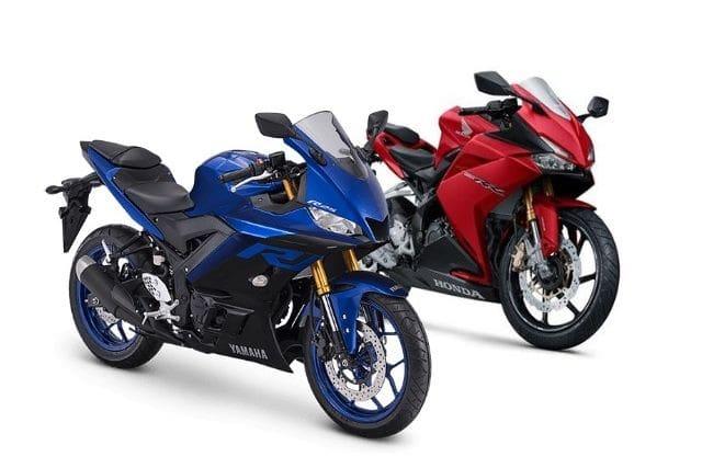 Komparasi Yamaha New YZF-R25 dengan Honda CBR250RR, Mana Lebih Unggul?