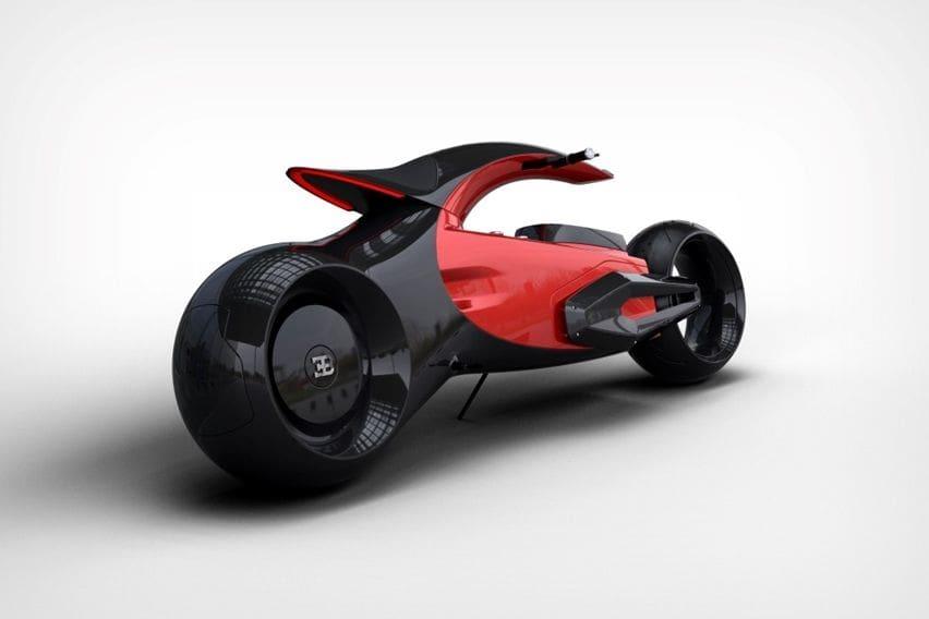 Bugatti Chiron versi motor?