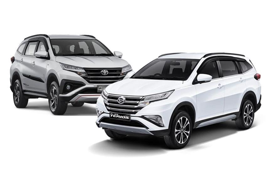 Bingung Pilih Toyota Rush TRD atau Daihatsu Terios R Deluxe? Ini Jawabannya