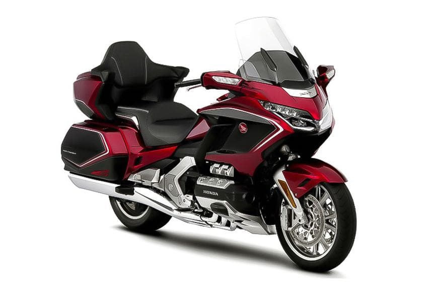 Honda Gold Wing to get Android Auto in June
