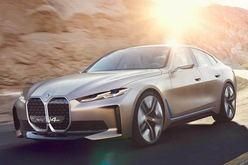 BMW i4 akan Menjadi 4-Series dengan Output Tenaga Terbesar