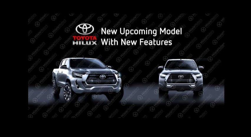 Coronavirus impact: 2021 Toyota Hilux facelift launch pushed back