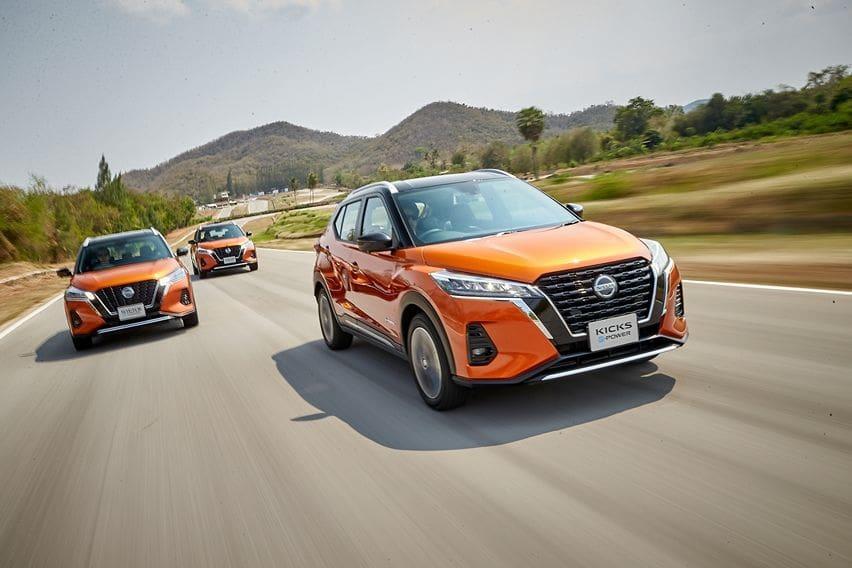 Mengenal Berbagai Jenis Nissan Kicks di Dunia