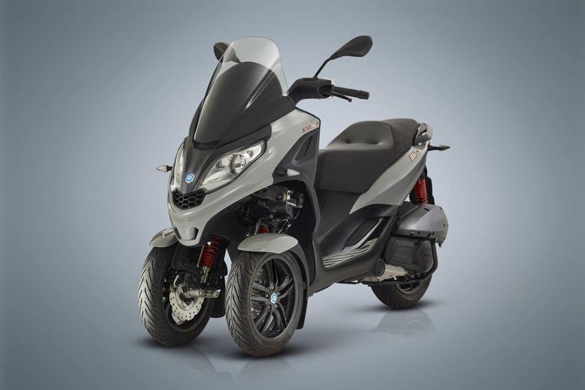 Piaggio MP3 bakal Punya Winglet seperti Motor MotoGP
