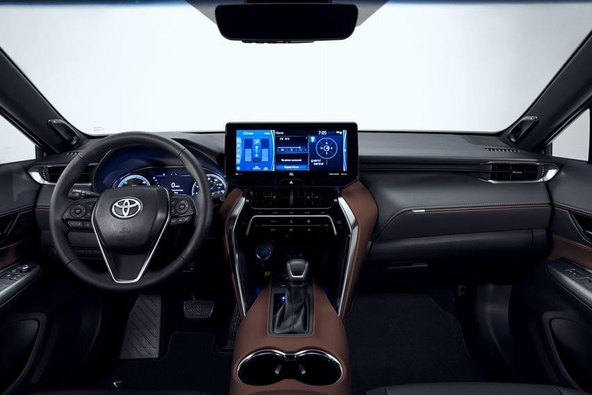 Interior Toyota Venza