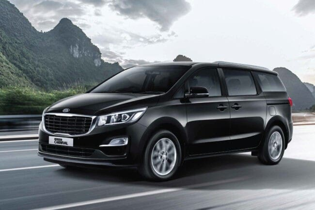 2020 Kia Grand Carnival launched in Malaysia, priced at RM 179,888