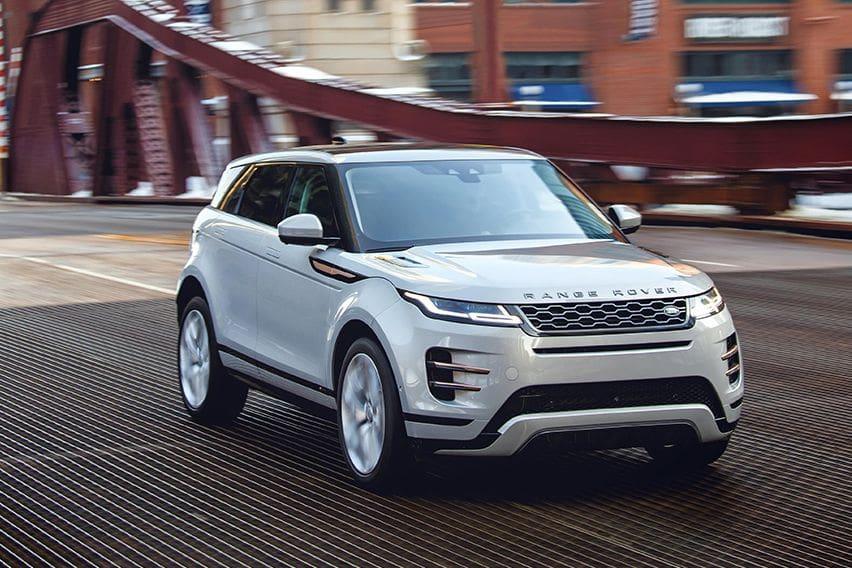2020 Range Rover Evoque launch