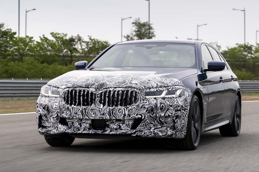 BMW 6 Series Gran Turismo spy shot