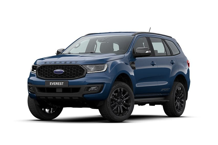 Ford Everest Sport: Putting the 'sport' in SUV