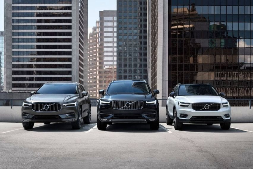 Volvo limits the top speed of its new cars to 180 kmph