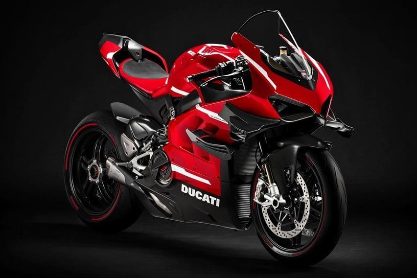 Ducati Superleggera V4 Siap Diproduksi Massal