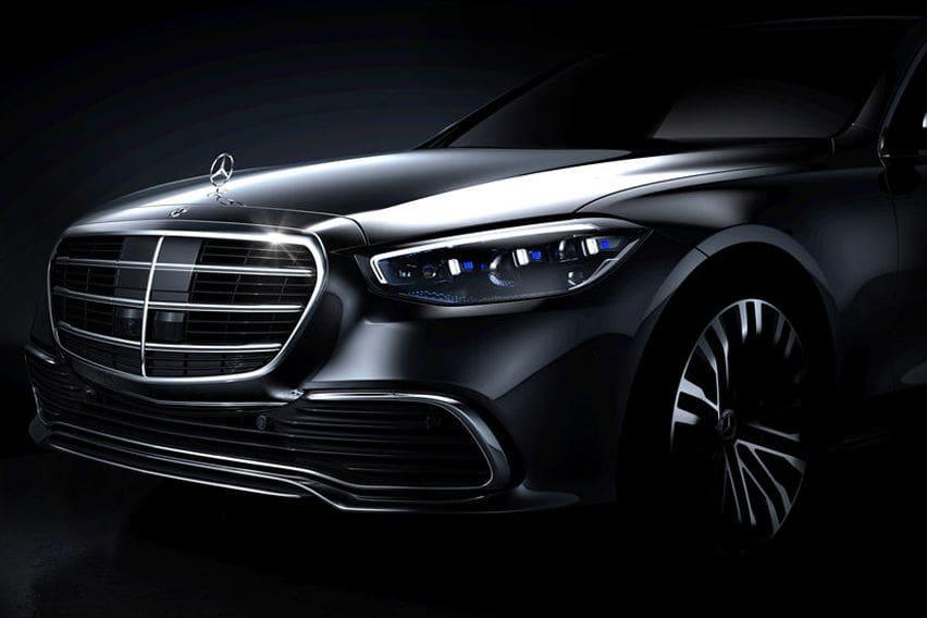 Mercedes-Benz Umbar Wajah S-Class Terbaru