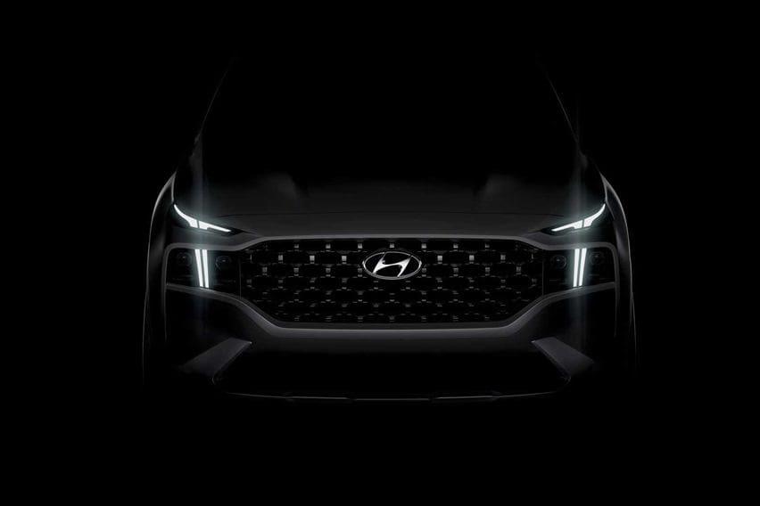 Hyundai Santa Fe 2021 Bukan Sekadar Facelift, Platform Ikut Berubah