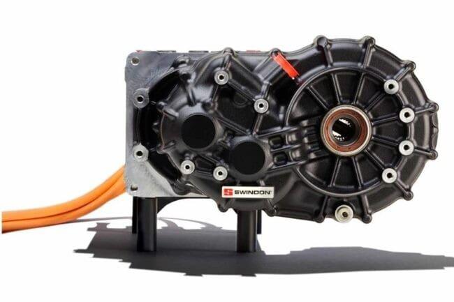 Swindon Bikin Motor Elektrik untuk Konversi dari Mesin Konvensional