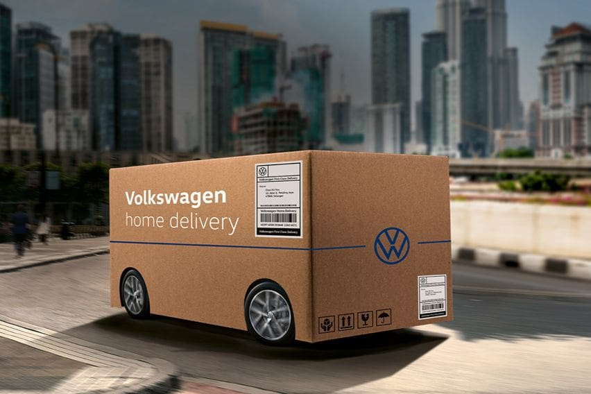 Volkswagen redefining car shopping experience; started home delivery of cars