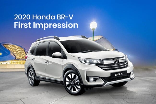 2020 Honda BR-V: First impression