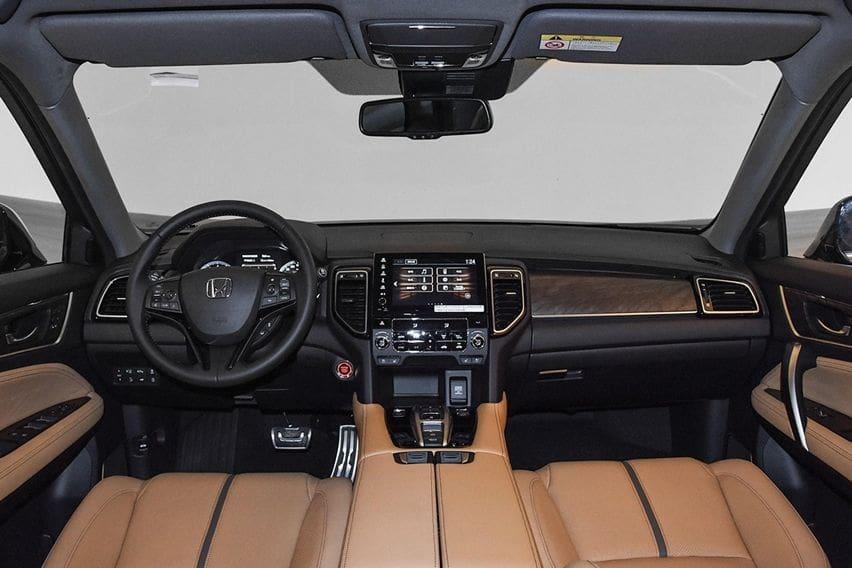 Interior Honda UR-V