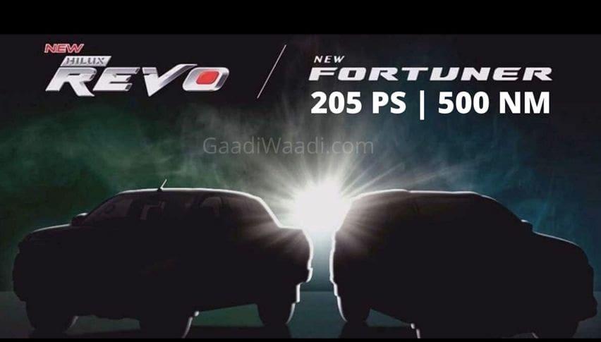 New Toyota Fortuner 2020 Meluncur 4 Juni, Ini Bocoran Perubahannya