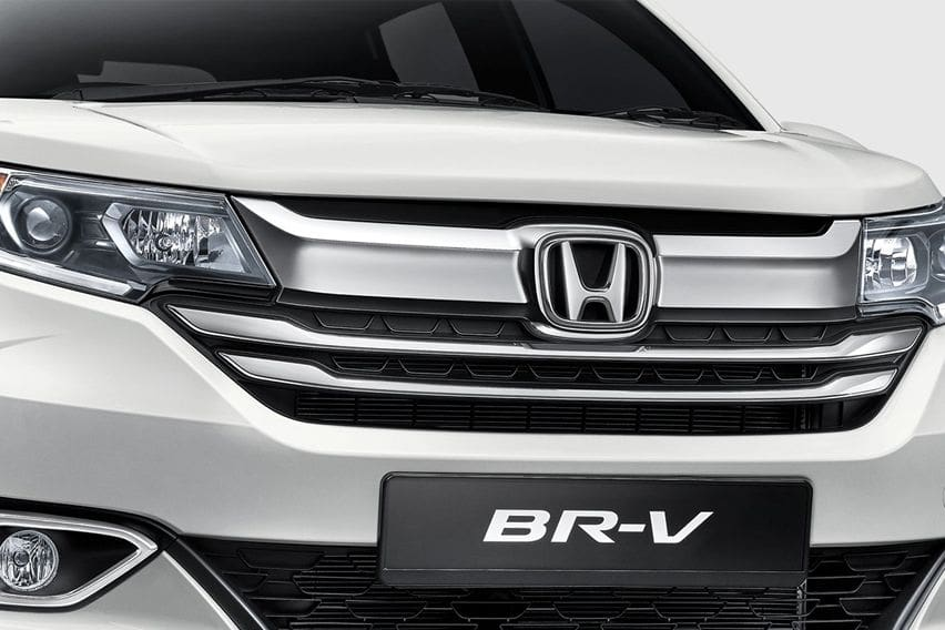 2020 Honda BR-V front