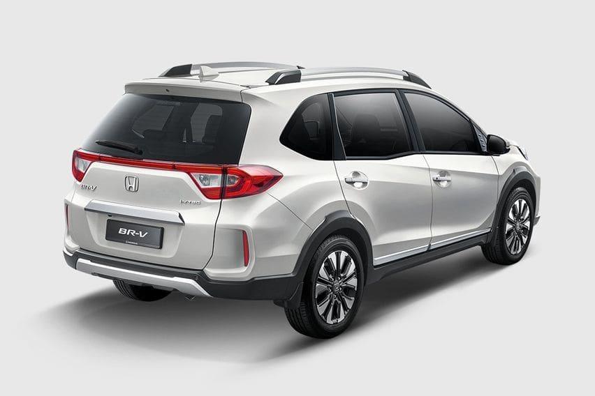 2020 Honda BR-V rear