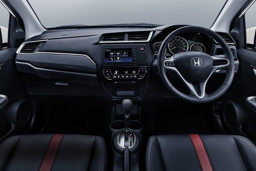 2020 Honda BR-V cabin