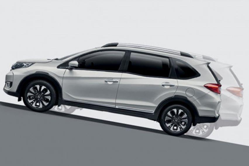 2020 Honda BR-V Hill Start Assist