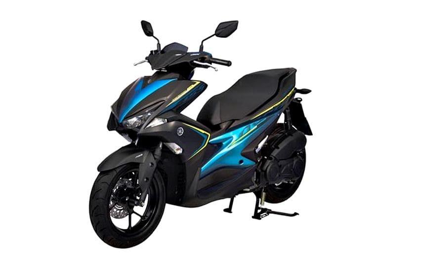 Yamaha Thailand Segarkan Aerox dengan Enam Corak Baru Kombinasi Mencolok