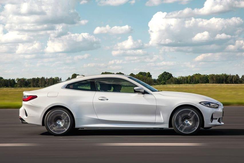 BMW 4-series G22