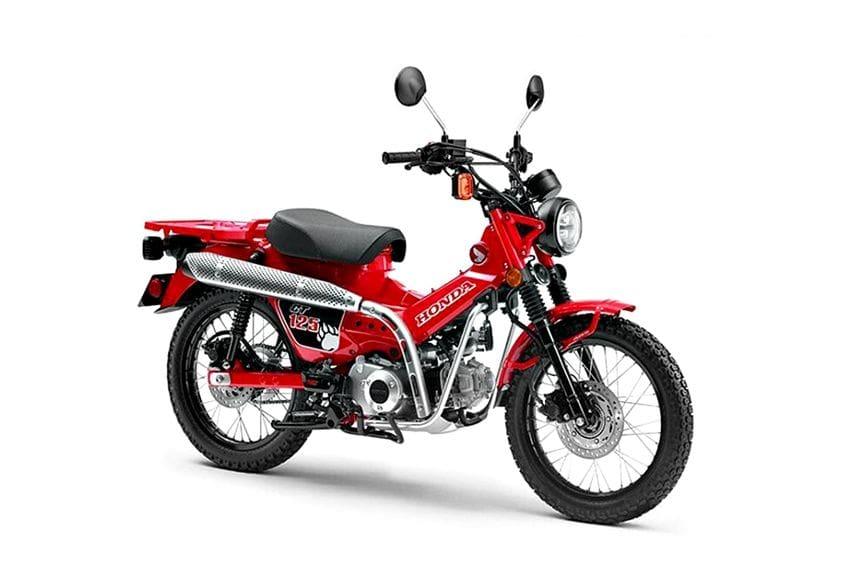 Honda CT125 Resmi Dijual, Harga Mulai Rp 38 jutaan
