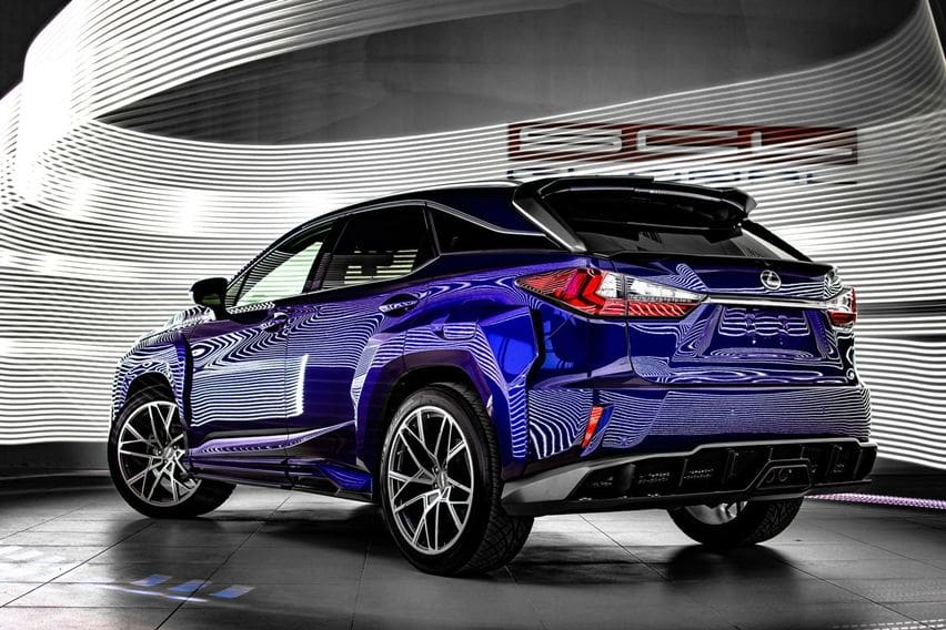 Aksesoris Aftermarket SCL, Ubah Tampilan Elegan Lexus Jadi Galak