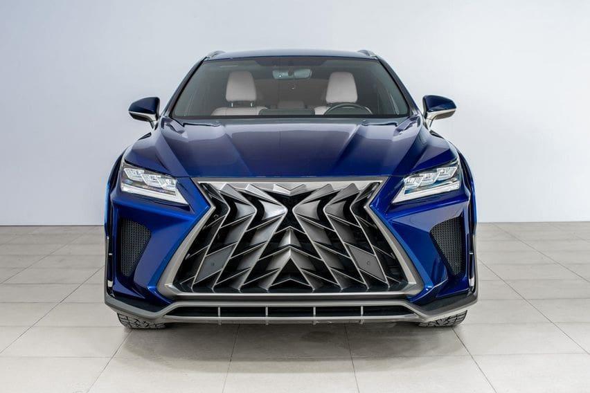 Lexus RX modified