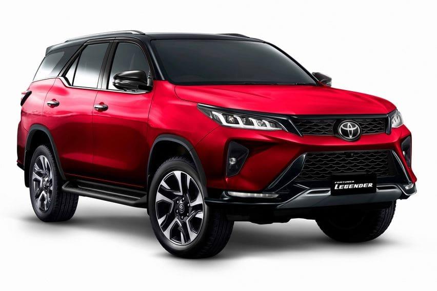 Simak detail Toyota Fortuner Legender, Calon Pengganti TRD Sportivo di Indonesia?