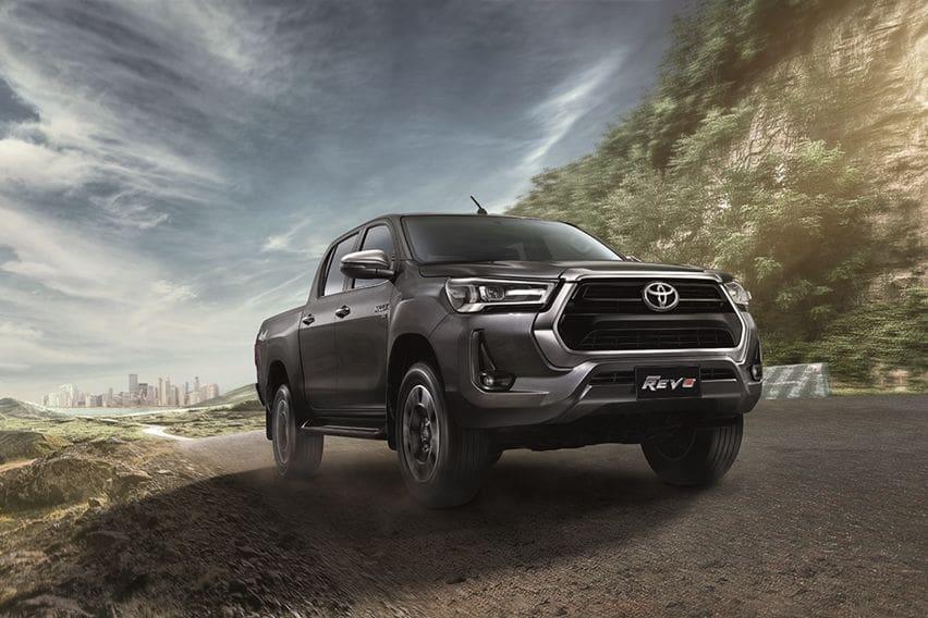 Toyota Hilux Facelift Rilis di Thailand, Mesin Ikut Ditingkatkan