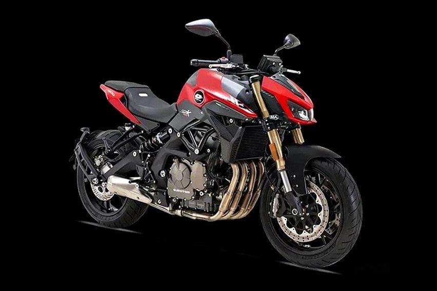 QJ Motor SRK600, Saudara Dekat Benelli TNT600 | Oto