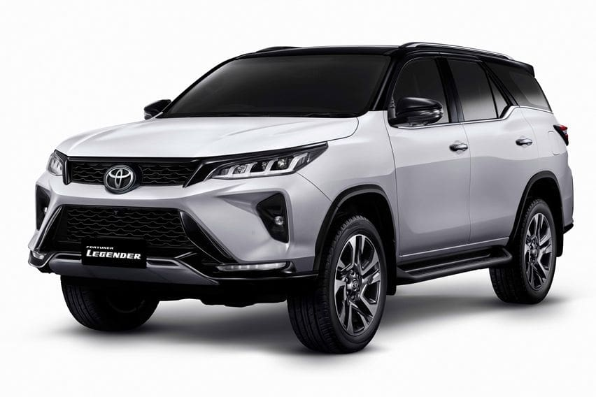 Toyota Fortuner Legender