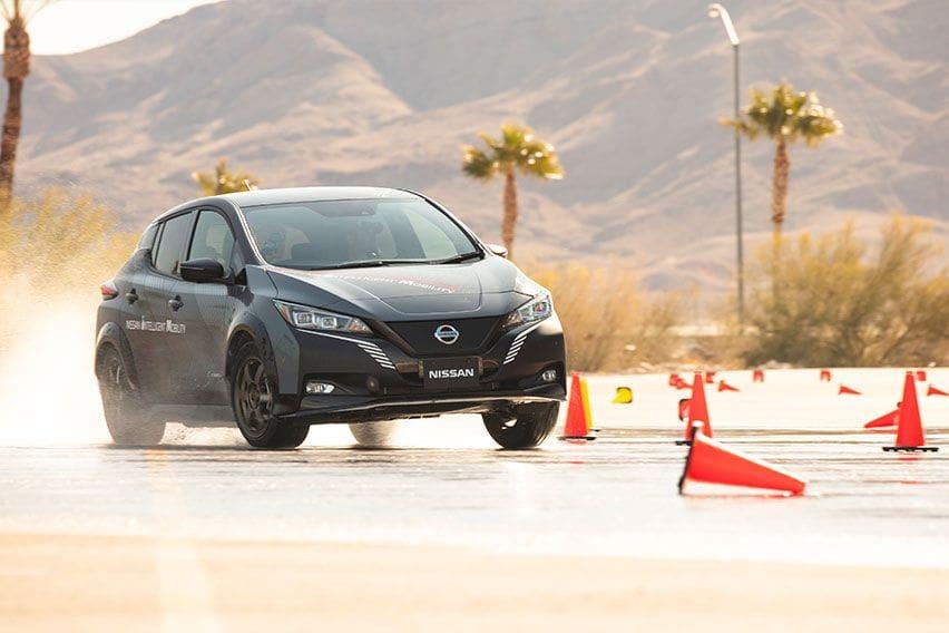 Pengembangan Sistem AWD Listrik Nissan e-4ORCE Hampir Rampung