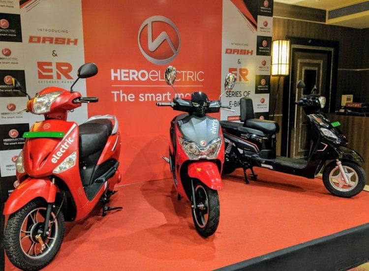 Hero Electric India