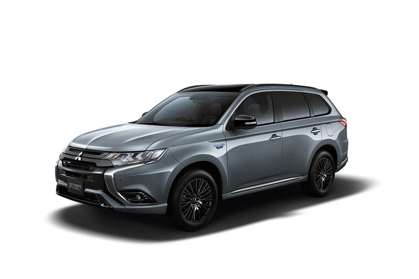 Mitsubishi Outlander PHEV Black Edition