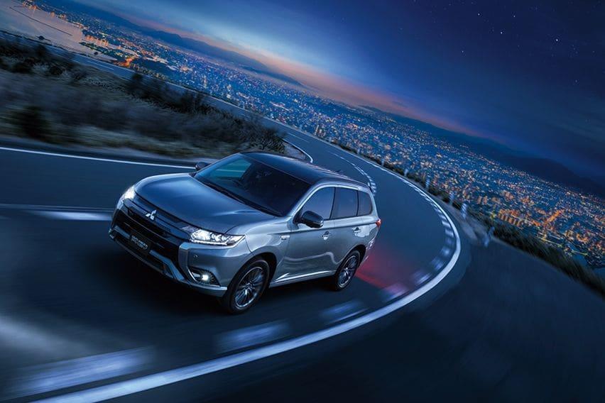 Mitsubishi Motors Merilis Outlander PHEV Black Edition 2020, Dibanderol Rp 528 juta