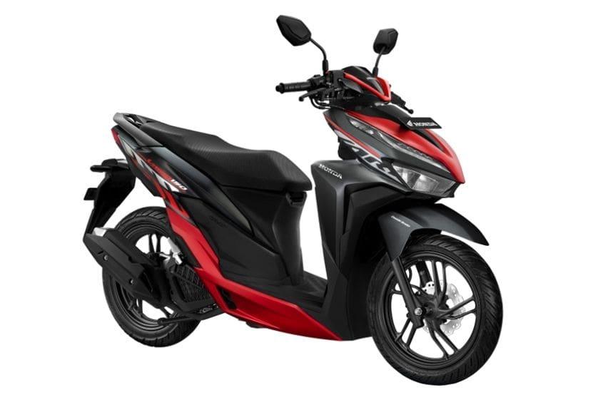 Honda Vario Punya Warna Baru, Harga Naik Rp 150 ribu