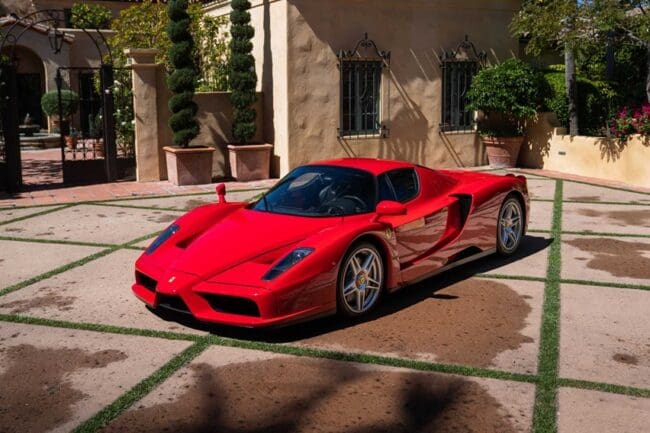 Ferrari Enzo Laku Rp 37 miliar, Catat Rekor Mobil Termahal dalam Lelang Online
