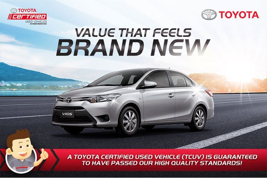 Toyota expects greater interest in used cars