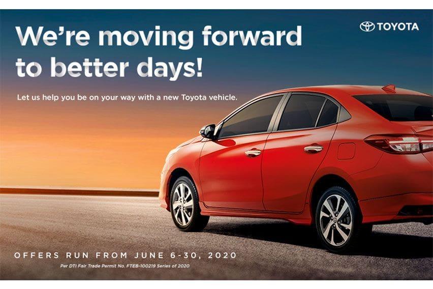 Better Days Ahead Promo Of Toyota Ph Extended Thru June Zigwheels