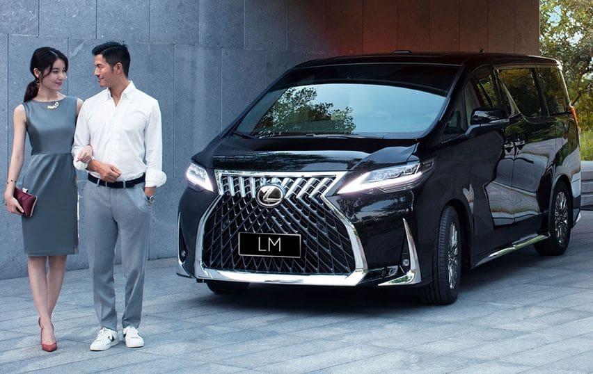 Lebih Mewah dari Alphard, Lexus Indonesia Resmi Pasarkan LM 350 Mulai Rp 2,39 Miliar