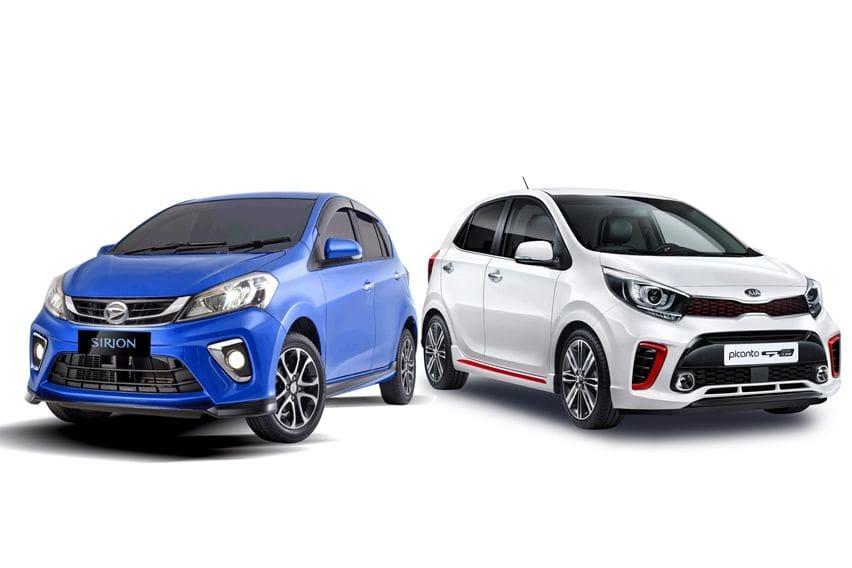 Daihatsu Sirion vs Kia Picanto GT-Line, Saling Adu Fitur dan Desain