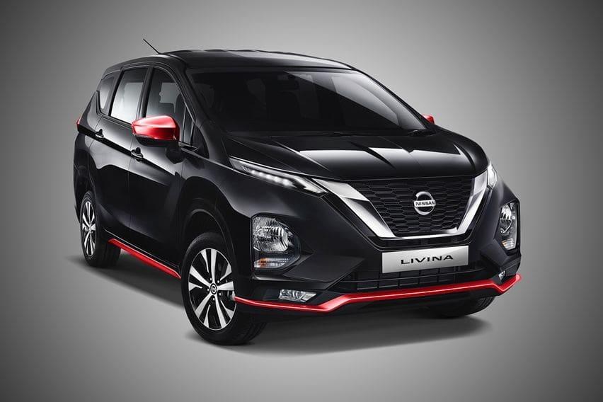 Nissan Indonesia Resmi Jual Livina Sporty Package Rp 265,4 Juta
