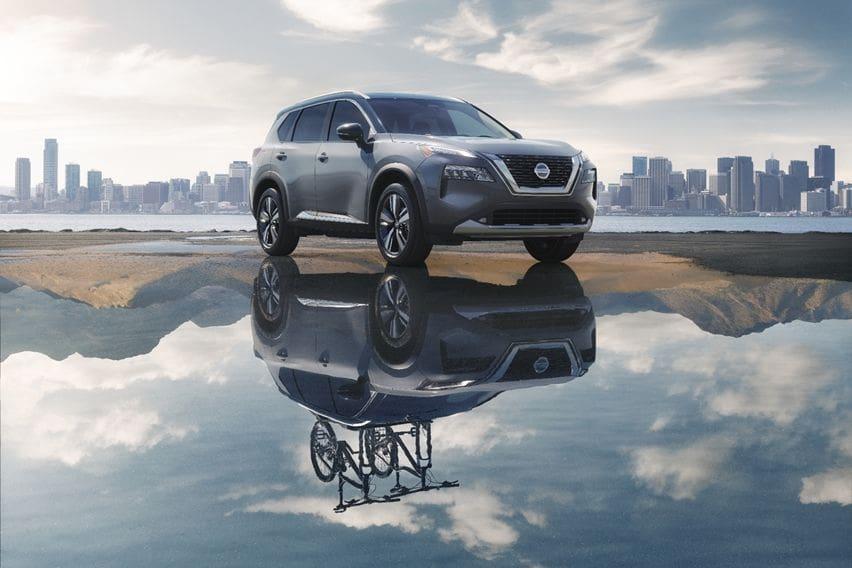 New Nissan Rogue 2021